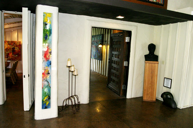 Mondavi Winery Exhibition, 2009